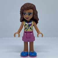 Lego Minifigure Friends Olivia frnd241 Friends 41333, 30412 Mini Figure