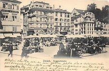 B20153 Zurich Gemusebrucke 1905 Switzerland