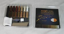 RENUWELL Magic Möbel-Reparatursticks - 16 versch. Holzfarben Weichwachs  *NEU*