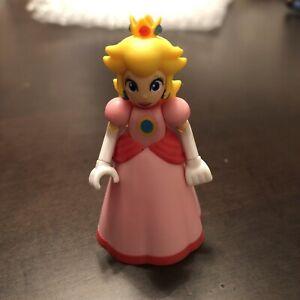 "K'NEX 2013 Princess Peach Minifigure Nintendo 2"" Collectible Figure"