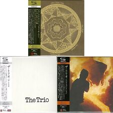 JOHN SURMAN (THE TRIO +1)-LOT OF 3 CD-JAPAN MINI LP SHM-CD SET 339