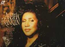 ARETHA FRANKLIN - GREATEST HITS 1980-1994 -  PAL LASERDISC COLLECTOR