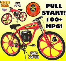 "motorized bike Kit And 26"" Gas Tank Bike For 48cc/66cc/80cc Motorized Bike Kit"