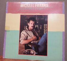 MICHAEL FRANKS - PASSION FRUIT LP Vinyl