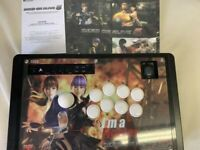 HORI Dead Or Alive 5 Arcade Stick Controller PS3 PlayStation 3 Box Japan Joy