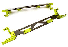 C26878GREEN Machined & Composite Battery Hold-Down Plate for Traxxas X-Maxx