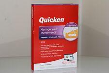 Quicken Premier 2019 1-year membership for Windows & Mac