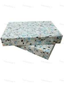 2 High-Density Recon Foam Yoga Blocks - Great for Yoga + Physical Exercise!
