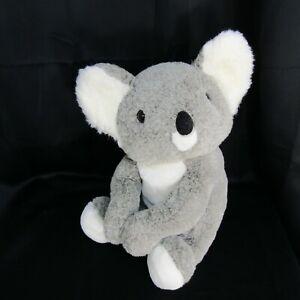 Chrisha Australia Koala Plush 15 Inches Gray White Stuffed Animal Toy Vtg 1988