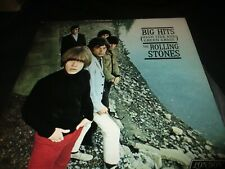 VINTAGE RECORD THE ROLLING STONES BIG HITS  VINYL