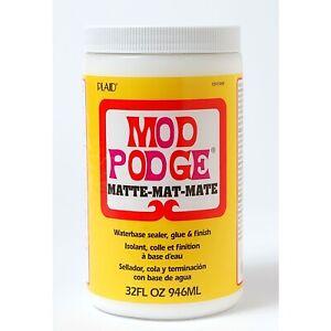 Mod Podge • Matte 946 ml