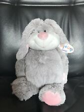 HUGALONGS GANZ PLUSH STUFFED ANIMAL BUNNY RABBIT DOLL