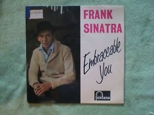"Frank Sinatra~Embraceable You~1961 VG+/VG+ FONTANA TFE.17286~UK 45rpm ""7""Vinyl"