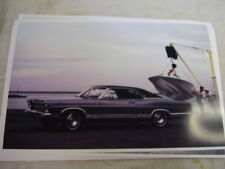 1967 FORD LTD 2DR FASTBACK  11 X 17  PHOTO  PICTURE