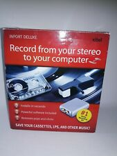 Xitel INport Deluxe Record From Your Stereo to Your Computer LP to PC