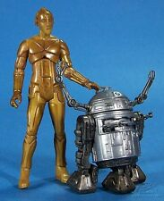 Star Wars Celebration IV 2007 Hasbro Exclusive: McQuarrie Concept R2-D2 & C-3PO