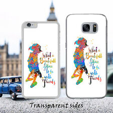 Dobby Elf Quote Case Cover
