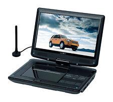 """Reflexion DVD1017 tragbarer 10"""" LCD-Bildschirm mit DVD-Player und DVB-T2 HD"""