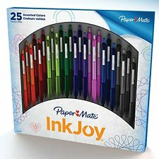 Paper Mate InkJoy 300RT Retractable Ballpoint Pen, Medium Point, Assorted Colors