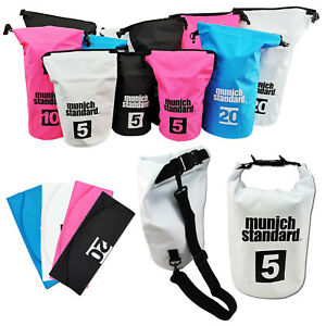 Dry Bag Tasche Wasserdicht Seesack Rollbeutel Packsack Camping  5, 10, 20 Liter
