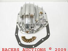 10 BOLT Aluminum Differential Cover Kit Dana 80 88-11 F350 Dually 94-02 Ram 3500