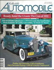 Collectible Automobile Magazine October 1996 Vol 13 - No 3