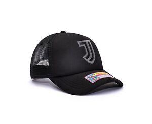 Juventus FC Trucker Snapback Baseball Hat Shield Officially Licensed Fan Ink
