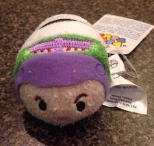 "Buzz Lightyear Tsum Tsum Mini Plush 3.5"" New With Tags Disney Store"