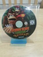 Donkey Kong - Country Returns - Nintendo Wii - Disc Only