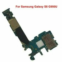Main Logic Motherboard Replacement For Samsung Galaxy S8 G950U 64GB US Version