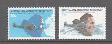 AAT 1979 50th Anniversary 1st Flight MUH set 2 stamps