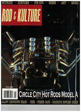 Traditional Rod & Kulture Mag  # 16 - Brand new direct from the Publisher!