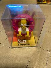 Homer Simpson Topper Donut. Rare! New