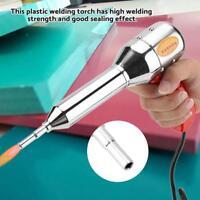 700W Hot Air Welding Gun Pistol Plastic Welder Heat Gun Hot Gas Welder Set Kit