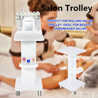 Oxygen Injection Machine Trolley Salon Use Pedestal Rolling Cart Wheels Stand
