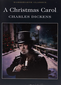 A Christmas Carol (Wordsworth Classics) by Charles Dickens  Paperback NEW