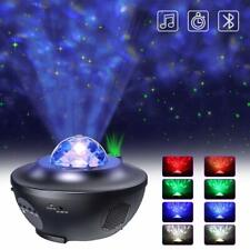LED Projector Laser Light Starry Star Sky Projection Night Lamp Stage Disco DJ