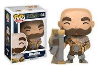 Pop! Games: League Of Legends - Braum FUNKO #4