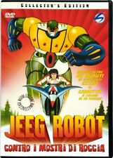 Dvd Jeeg Robot contro i mostri di roccia - Collector's Edition 1979 Usato