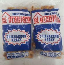 Pork Cracklins~Chicharrones~Direct from Mexico~Get 2 7oz Bags~ Authentic Taste