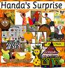 HUGE HANDA'S  SURPRISE HANDAS HEN Story teaching resources for a sack EYFS KS1
