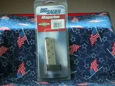 Sig Sauer P238 7rd mag w/ext. New