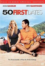 50 First Dates (DVD, 2004, Special Edition - Full Frame)