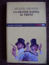 CRICHTON - LA GRANDE RAPINA AL TRENO , Elefanti 1995