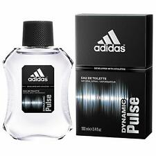 Adidas Dynamic Pulse 3.4 oz Cologne by Adidas, EDT Spray for Men Brand New.