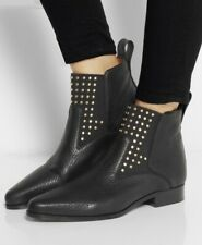 Chloe Chelsea Studded Ankle Boots