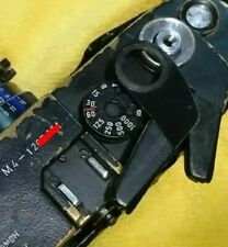 Leica M4 BLACK PAINT Film Advance Wind Lever REPAIR PART ** No Camera **