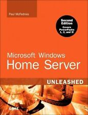 Microsoft Windows Home Server Unleashed (2nd Edition)-ExLibrary