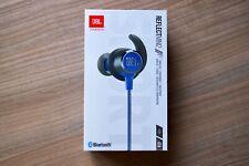JBL Reflect Mini 2 BT Blue Lightest wireless Sport Earphones - Brand New