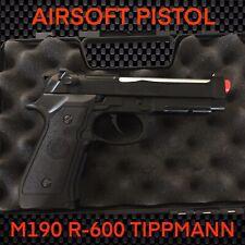 Airsoft Pistol Tippmann R-600 M190 Special Force-Green Gas Blowback Heavyweight